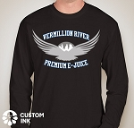 Vermillion River Long Sleeve Pre-Shrunk Shirt