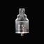 V9+ Clear Dripping Atomizer Clone