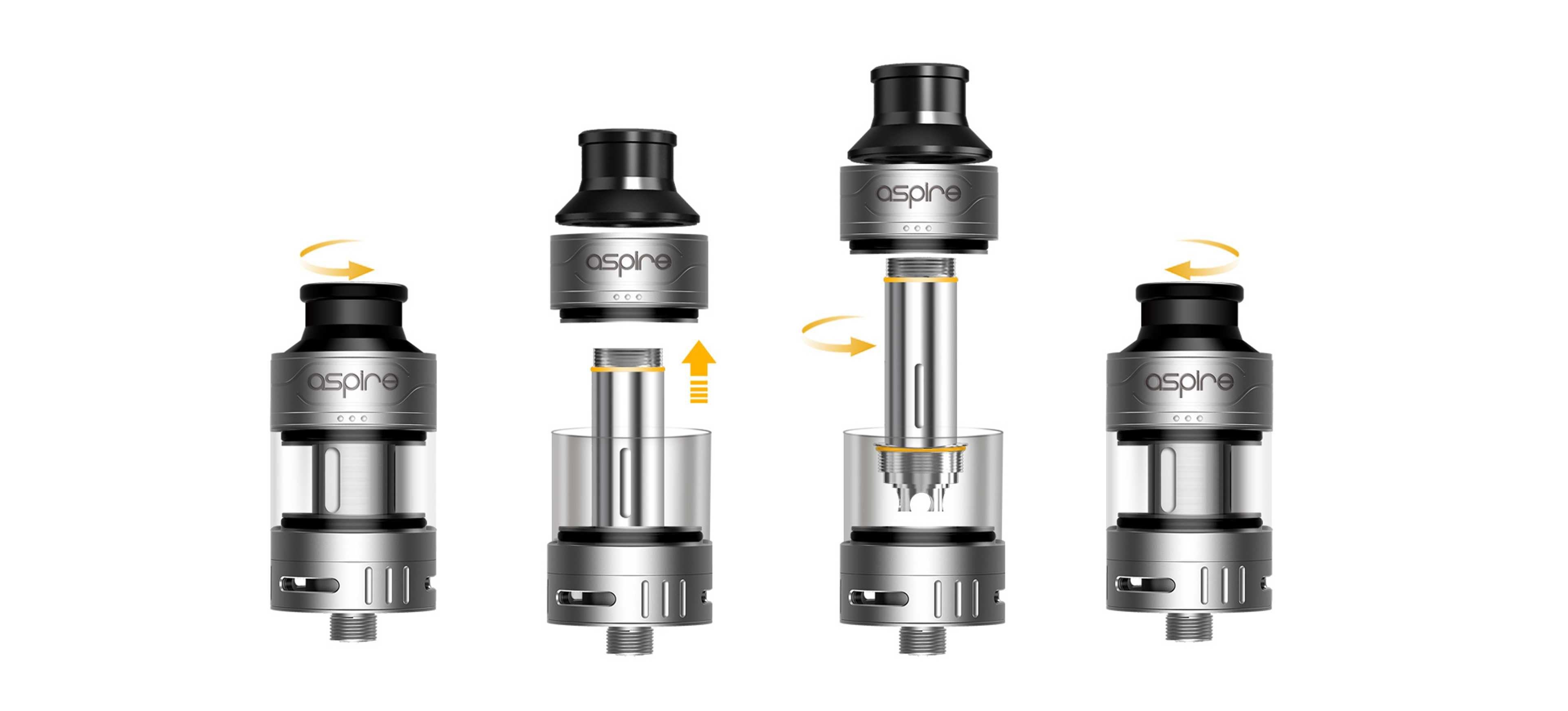 Aspire Clearomizer Tanks