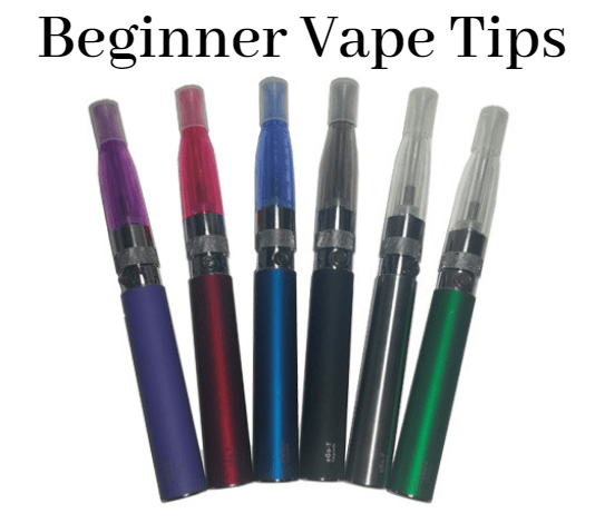 Basic Vaping Tips for Beginners