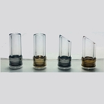 Glass Tube Drip Tips