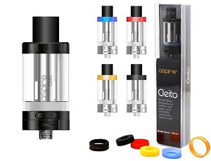 Aspire Cleito (Black)